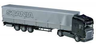 Scania Topline Canvas-Sided Semitrailer 80503